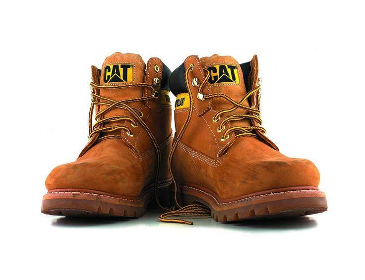 Best 25 Caterpillar Boots Ideas On Pinterest