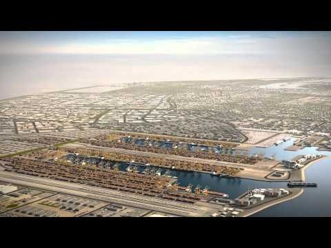 A megacity of the future located on the red sea. The story of KAEC begins with the development of its 4 major components: King Abdullah port, Industrial Valley, The coastal communities and Hijaz Downtown