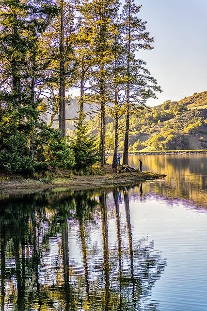 Bon Tempe Lake, Fairfax, California