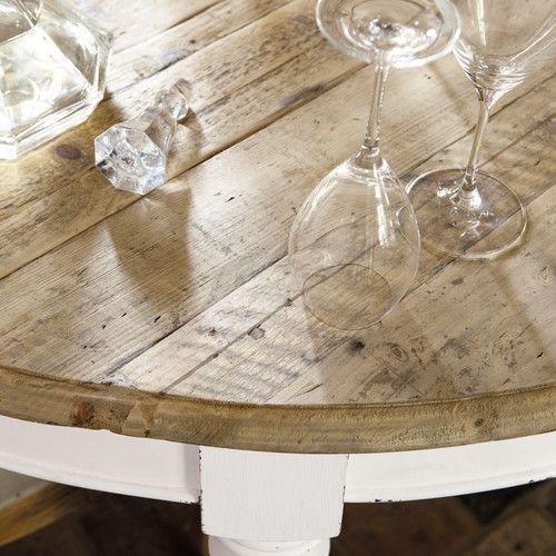 Tavolo allungabile a rotelle per sala da pranzo in legno L 325 cm