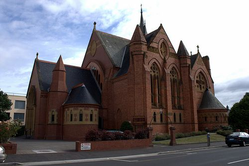Launceston church