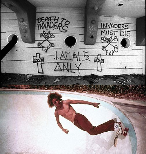 Oh HELL yes...  Dogtown, and Tony Alva....  One of my first crushes!