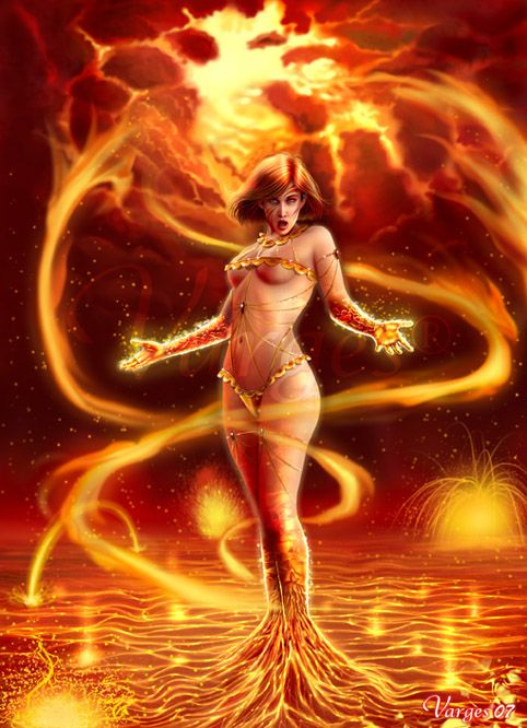 The 4 Elements - Fireby ~Varges