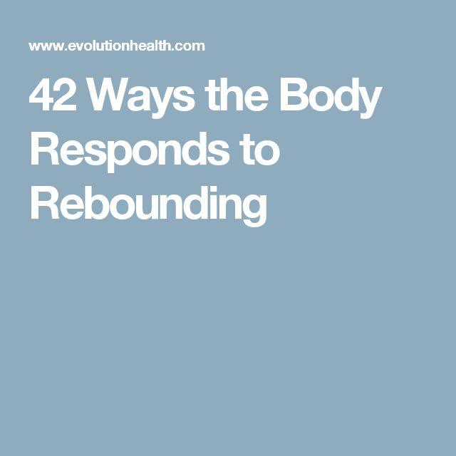 Reboundair Youtube: 1000+ Ideas About Rebounding On Pinterest