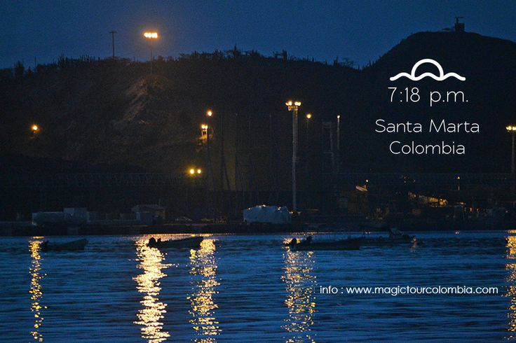Santa Marta #picoftheday #infographic #graphics #travel #tourism