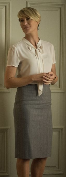 Claire Underwood Style Season 2 17 Best images about C...