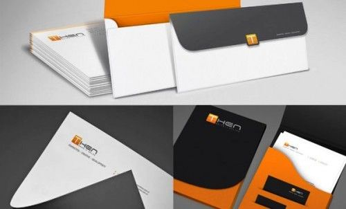 Contoh Desain Kop Surat dan Corporate Identity Inspiratif 12