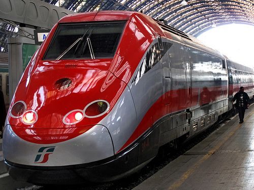 Red speed by angelocesare, via Flickr