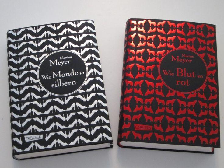 """Rezension von Lifestyle Familie: Die Luna – Chroniken von Marissa Meyer - """"Ebenso wie das Buch, ist das Cover einzigartig und wunderschön."""""""