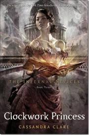 Clockwork Princess af Cassandra Clare, ISBN 9781406330397