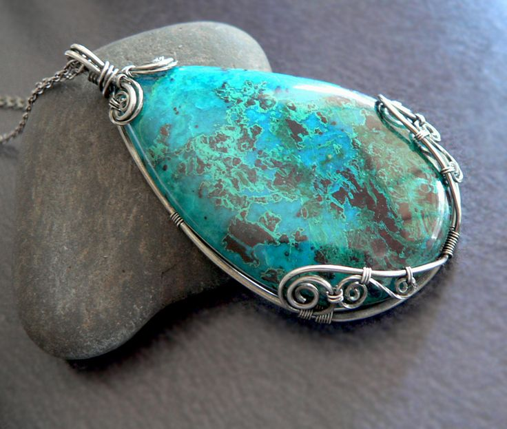 515 best Wire Wrapped Cabochons images on Pinterest | Wire wrapped ...