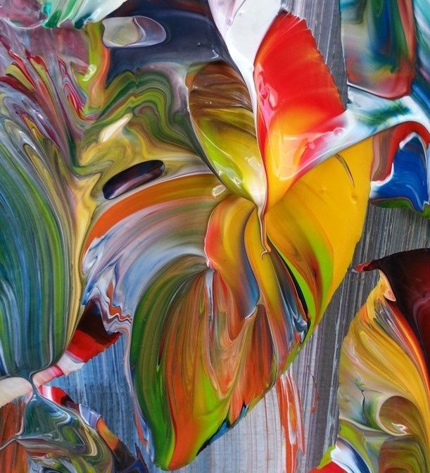 Meer dan 1000 idee n over geel schilderij op pinterest lawrence carroll abstracte - Bruin taupe schilderij ...