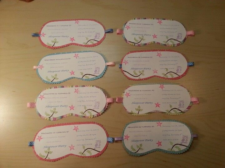 Camping Party Invitations as beautiful invitation design