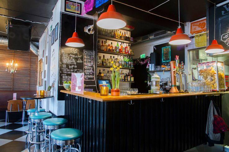 Lag ekte meksikansk taco som på en av Oslos hotteste tacorestaurant!
