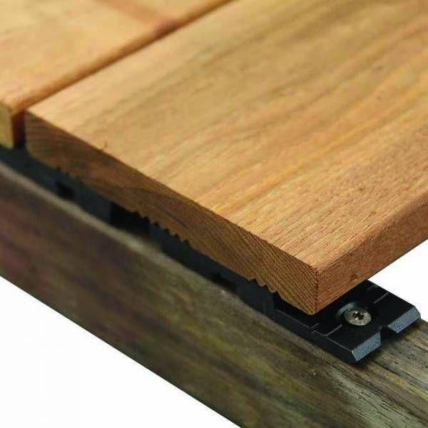8 best Nos systèmes de fixation terrasse bois images on Pinterest