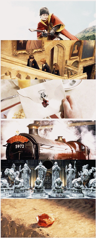 Harry Potter & Sorcerer's / Philosopher's stone