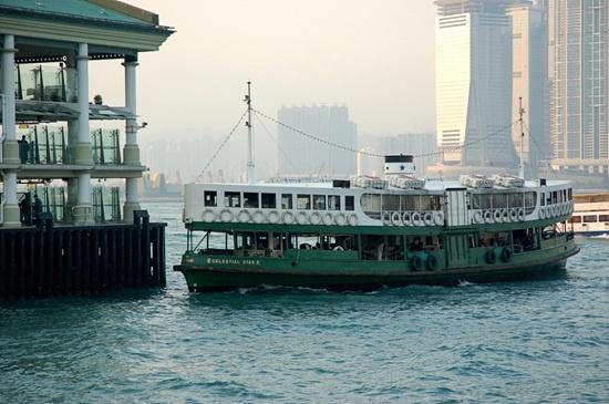 <페리터미널> 홍콩 흥함 2008.02.26
