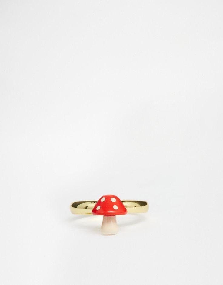 Image 2 - N2 By Les Nereides - Bague champignon
