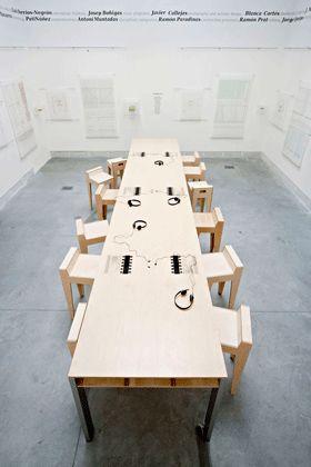 Herreros Arquitectos: Dialogue Architecture Exhibition, La Biennale di Venezia (Common Ground), Venice, Italy.