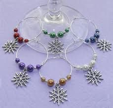 To remind me that I need some of these wine glass charms for our party.