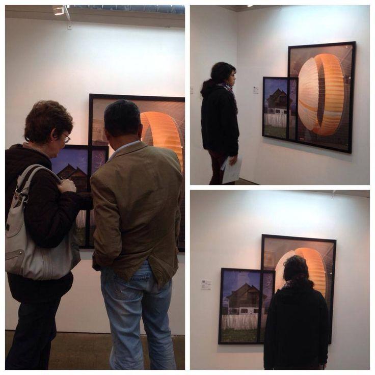 A Kassen en LimaPhoto 2014, Galería Impakto