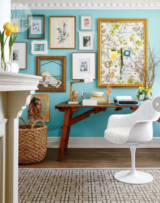 Achados de Decoração - blog de decoração descomplicada e bem viver: TURQUESA!!!!!!!!! NA DECORAÇÃO - QUE LINDO, QUE COLORIDO, QUE ALEGRE!
