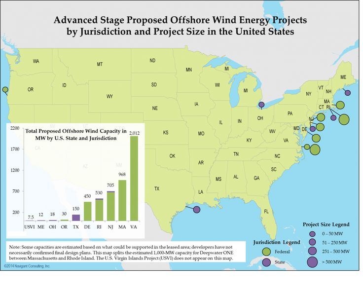 This auction could triple U.S. offshore wind energy real estate - MA auction Jan 29