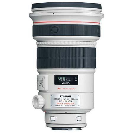 Canon EF 200mm F2.0L Lens