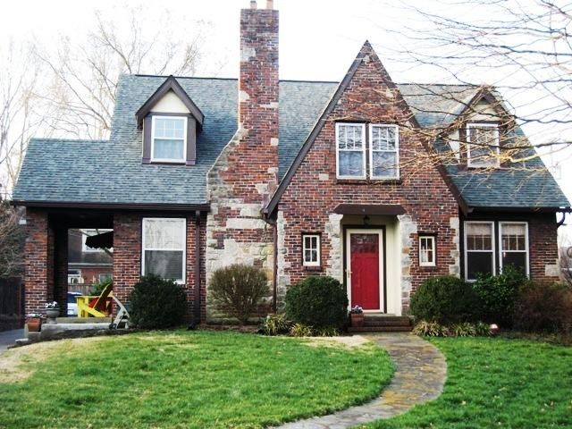 126 best images about home exteriors on pinterest tudor for English tudor cottage