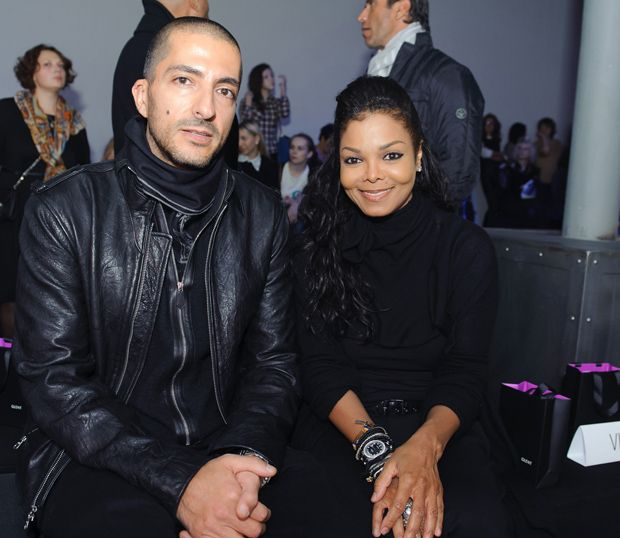 Janet Jackson & Wissam Al Mana Have Secret Wedding