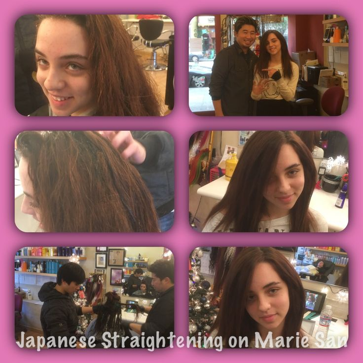 1000 Ideas About Japanese Straightening On Pinterest