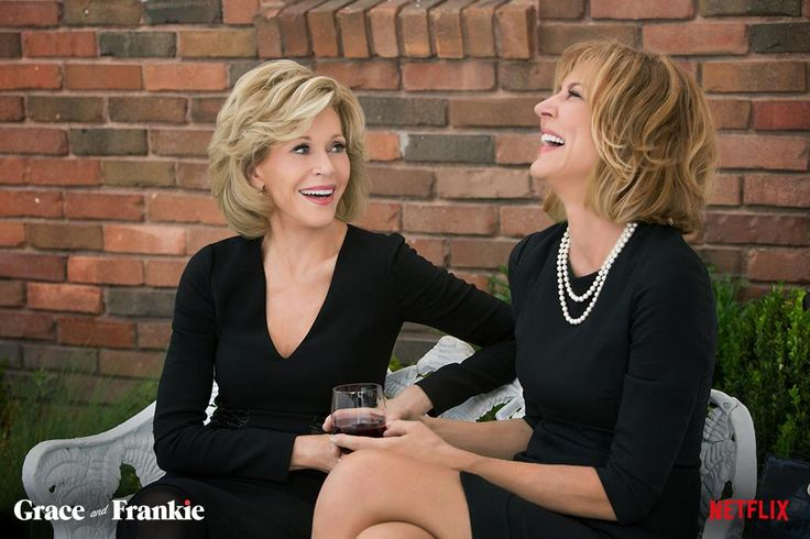 Jane Fonda Hair Styles: Grace And Frankie