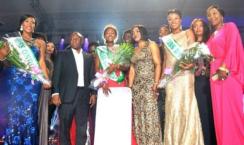 WOMEN EMPOWERMENT: HERITAGE BANK PARTNERS FOLIO GROUP ON 60TH ANNIVERSARY OF MISS NIGERIA | Starconnect Media