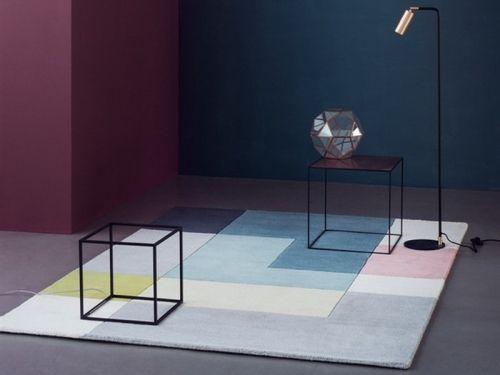 Linie Design TETRIS rug