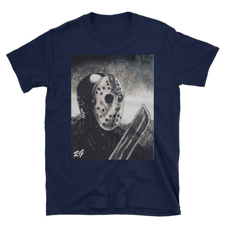 Friday The 13th Jason Short-Sleeve Unisex T-Shirt
