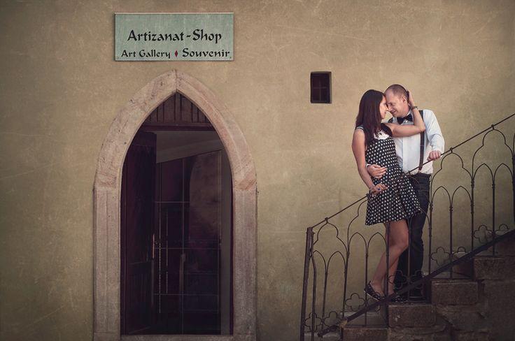 Fotografii nunta Sighisoara – Raluca and Ionut – Before Wedding