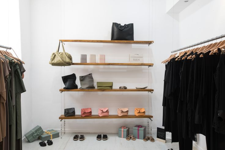 Rien's handmade #leatherbags to match all your #outfits.