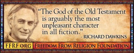 The Freedom From Religion Foundation in Madison, Wisconsin, has launched a bus advertising campaign featuring quotes from six famous skeptic...