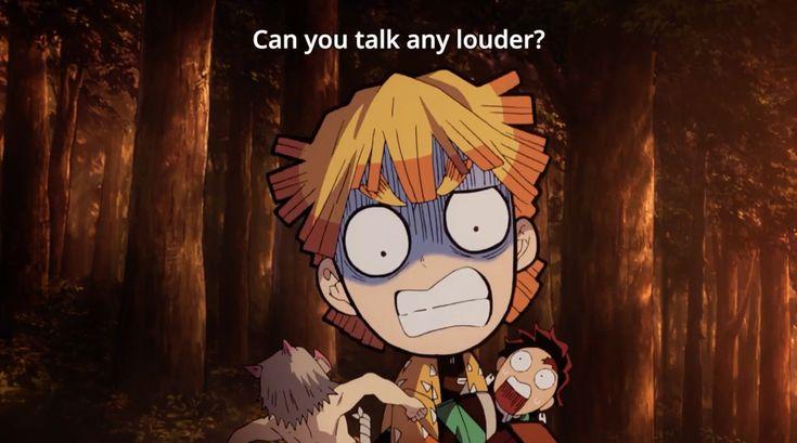 Demon slayer video in 2020 otaku anime anime funny demon