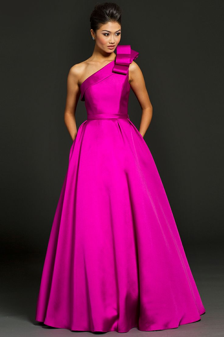Best 25+ Fuschia bridesmaid dresses ideas on Pinterest ...