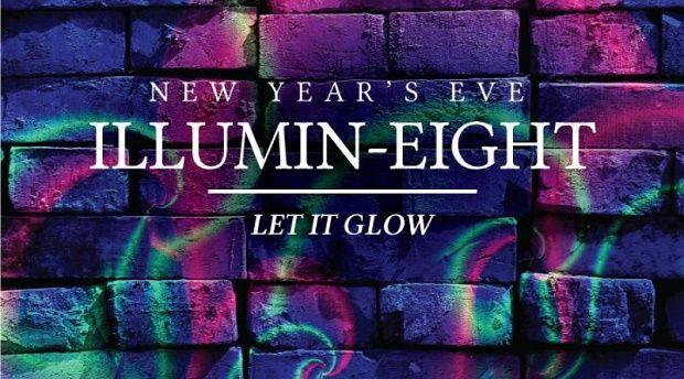 NYE Party at Illumin-Eight in Abu Dhabi