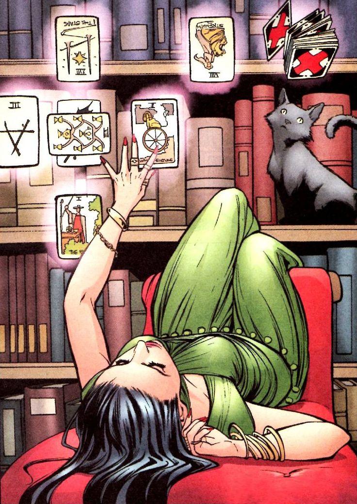 Madame Xanadu #17 (2010)
