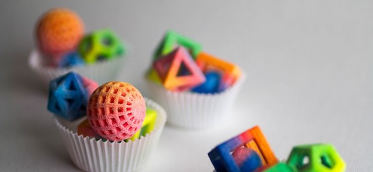 A delicious development in 3D printing