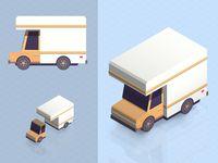 SmartIcon - Moving Truck