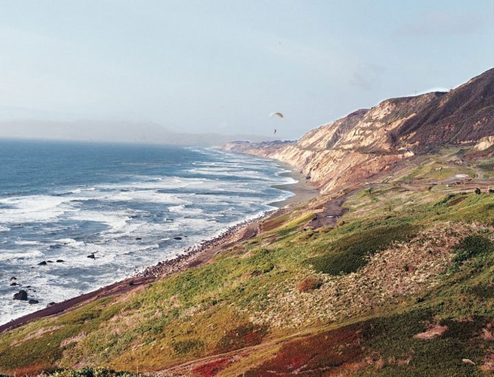 The drive up the San Andreas Fault, along the California coast #cntroadtrip