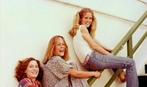 | Halloween Behind the Scenes: Nancy Kyes, Jamie Lee Curtis, P.J. Soles