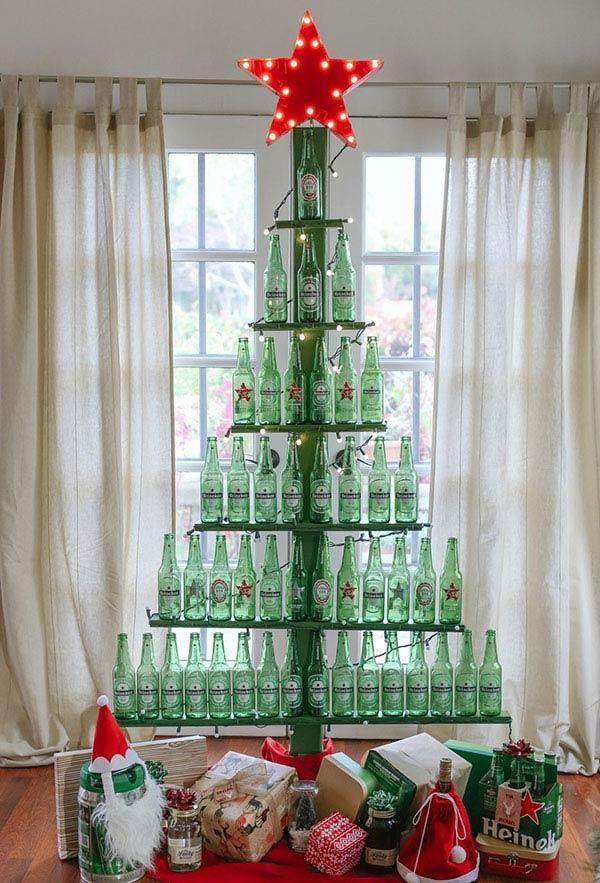 Handgemachter Weihnachtsbaum 65 Inspirationen Und Ideen Fur Ihre Produktion Weihnachtsbaum Alternative Dekoration Weihnachtsbaum