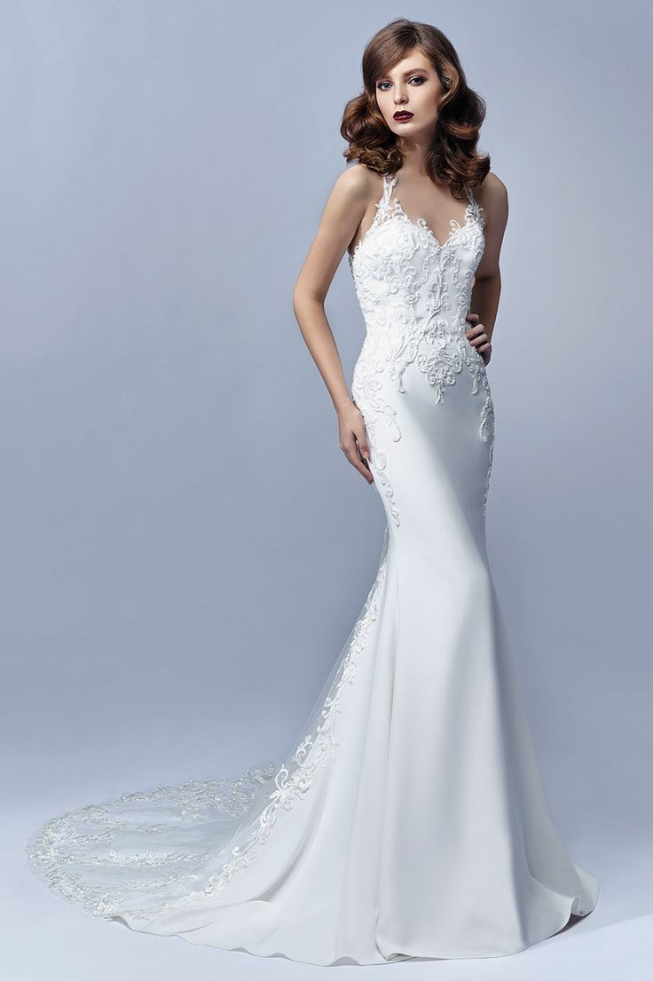 13 best Scarlet Poppy Bridal Boutique Wedding Dresses images on ...