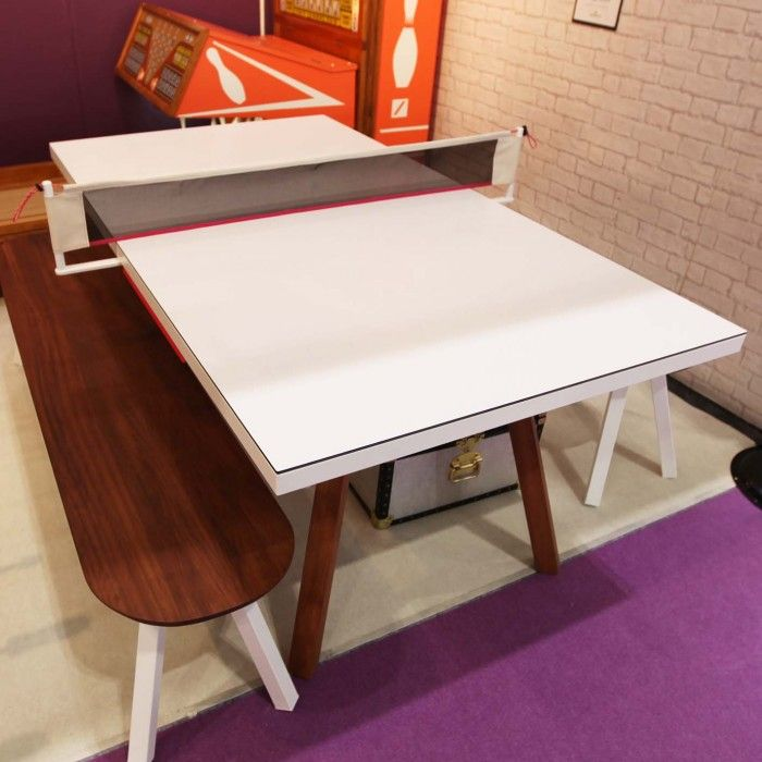 You & Me 180 Table tennis table   The Games Room Company