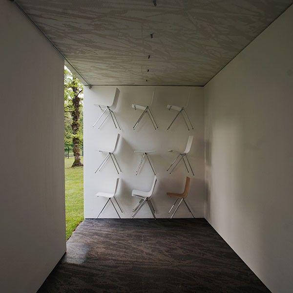 THE CONCRETE PAVILLION Salone del mobile di Milano, 2012
